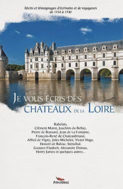 Couverture du recueil Je vous écris des Châteaux de la Loire