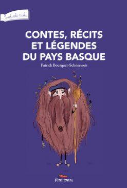 Couverture du livre contes, récits et légendes du Pays basque