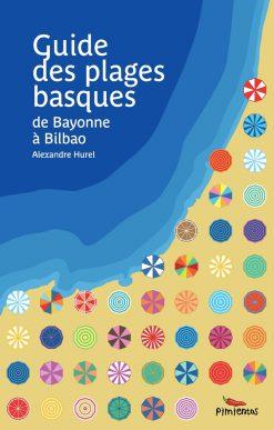 Couverture du Guide des plages du Pays basque