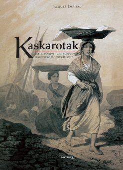 Couverture du livre Kaskarotak par Jacques Ospital