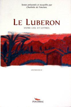couverture du livre le Luberon entre ciel et lettres