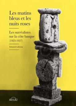 Couverture du livre les surréalistes au Pays basque