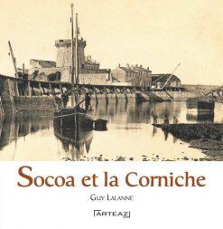 Couverture du livre Socoa et la Corniche Guy Lalanne
