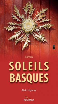 Couverture du roman Soleils Basque