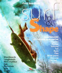 Couverture Sur & Shape Yves Sobanski