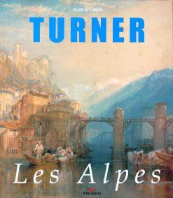 Couverture livre peinture Tuner les Alpes