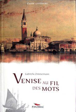 Couverture livre Venise au fil des mots