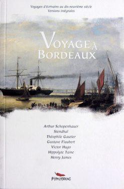Couverture livre Voyage à Bordeaux