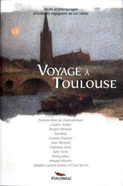Couverture du livre Voyage à Toulouse