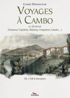 Couverture du recueil Voyage à Cambo