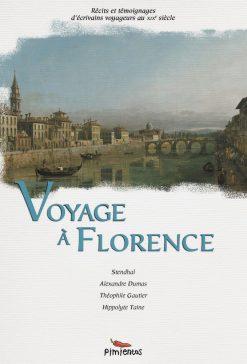 Couverture du livre le Voyage à Florence