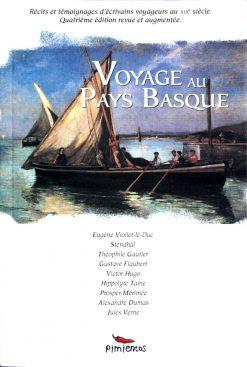 couverture Voyage au Pays Basque