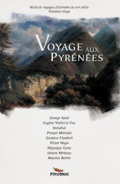 Couverture du recueil Voyage en Pyrénées