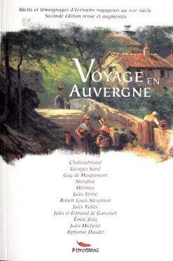 couverture livre Voyage en Auvergne