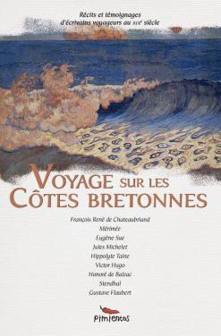 Couverture du recueil Voyage sur les côtes Bretonnes