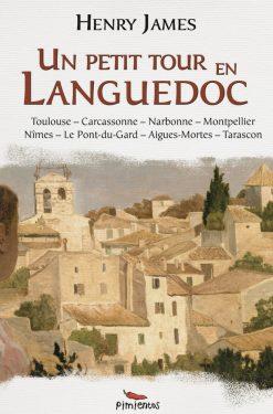 Couverture du recueil un petit tour en Languedoc