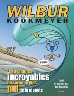 Couverture du livre BD Wilbur Kookmeyer