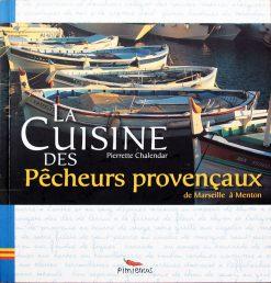 Couverture la cuisine des pécheurs provençaux
